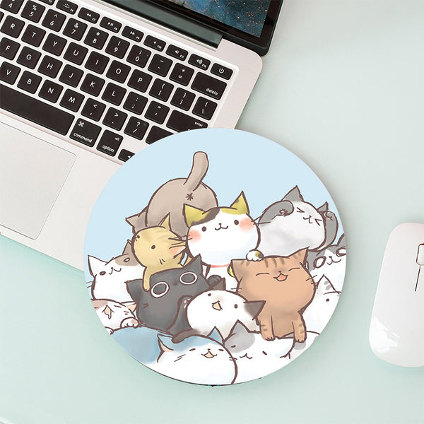 Cat Party Mousepad