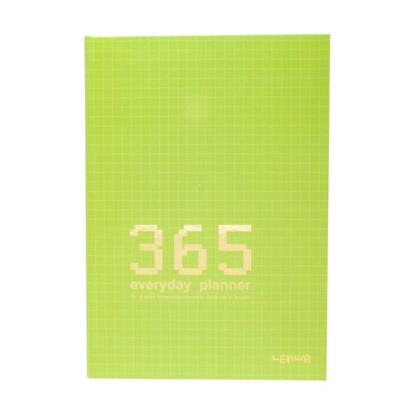 365 Planner (Lime)