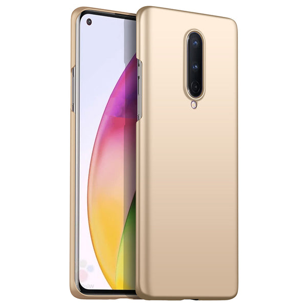 Metallic Gold Hard Case (OnePlus 8)