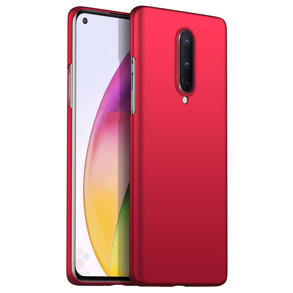 Metallic Red Hard Case (OnePlus 8)