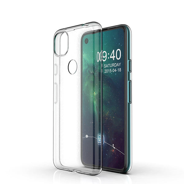 Clear Case (Pixel 4a)