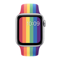 Rainbow Apple Watch Strap