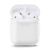 Clear White AirPods Case