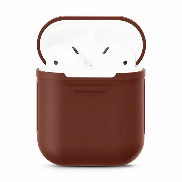 Brown AirPods Case