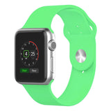 Lime Green Apple Watch Strap