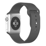 Grey Apple Watch Strap