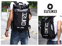 OZUKO Navy Everyday Backpack