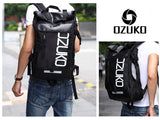 OZUKO Red Everyday Backpack