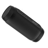 360° Black LED Wireless Portable Speaker