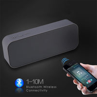 Orange Cloth Wireless Portable Speaker