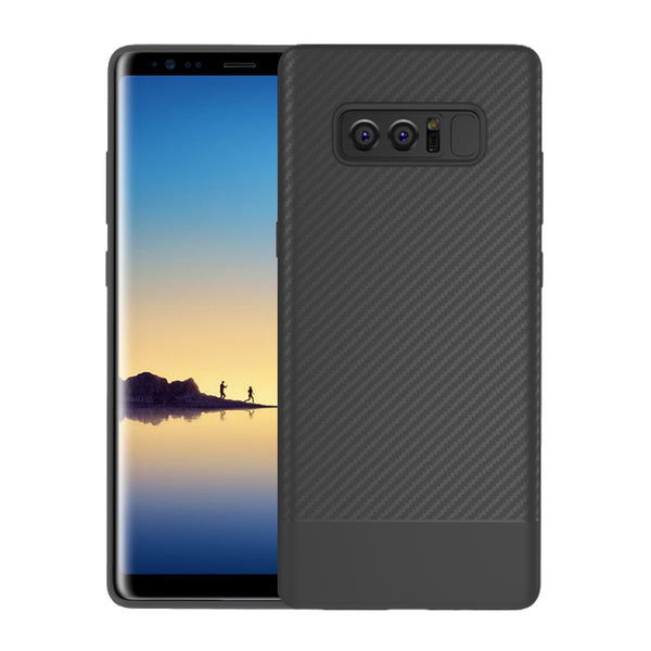 Grey Carbon Fiber Case (Galaxy Note 8)