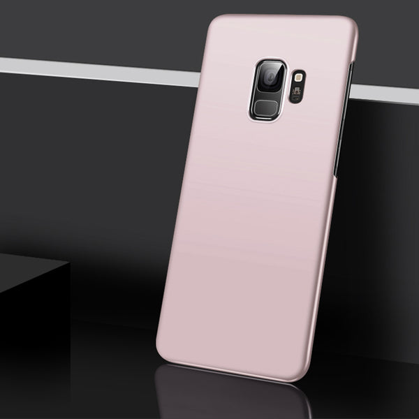 Metallic Rose Gold Hard Case (Galaxy S9/S9+)