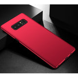 Metallic Red Hard Case (Galaxy Note 8)