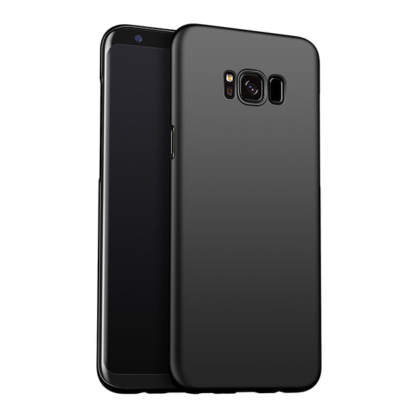 Matte Black Hard Case (Galaxy S8/S8+)