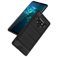 Mint Brushed Metal Case (Galaxy Note 9)