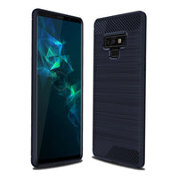 Navy Brushed Metal Case (Galaxy Note 9)