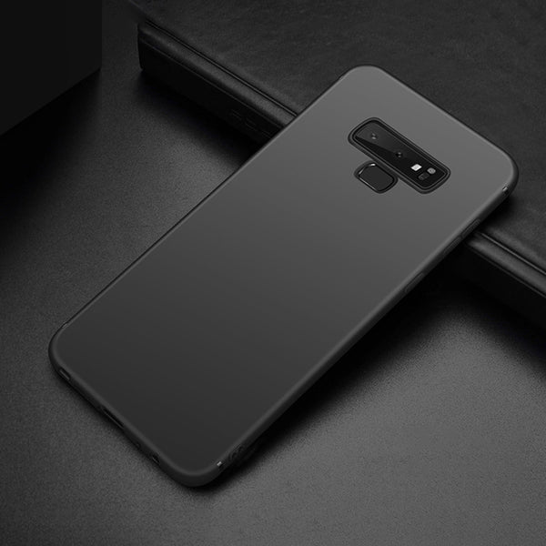 Matte Black Soft Case (Galaxy Note 9)