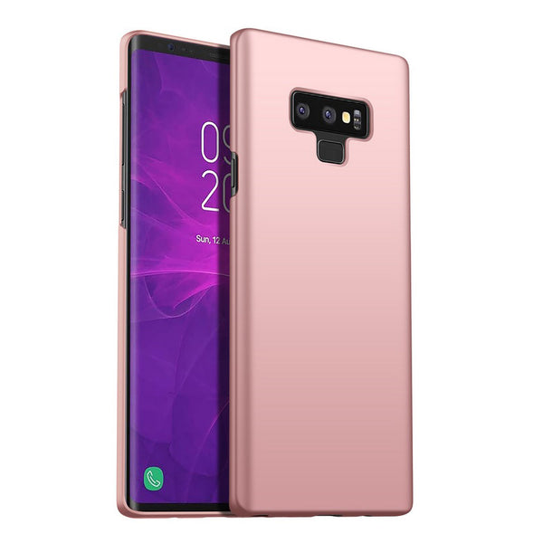 Metallic Rose Gold Hard Case (Galaxy Note 9)