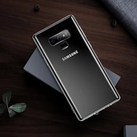 Clear Case (Galaxy Note 9)