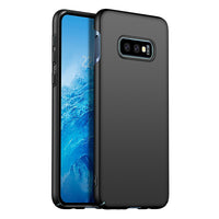 Matte Black Hard Case (Galaxy S10/S10e/S10+)