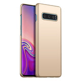 Metallic Gold Hard Case (Galaxy S10/S10e/S10+)