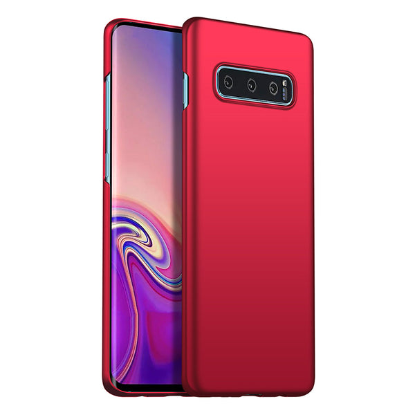 Metallic Red Hard Case (Galaxy S10/S10e/S10+)