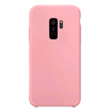 Matte Pink Soft Case (Galaxy S9/S9+)