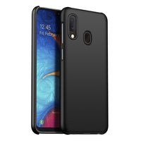 Matte Black Hard Case (Galaxy A20)
