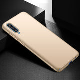 Metallic Gold Hard Case (Galaxy A70)