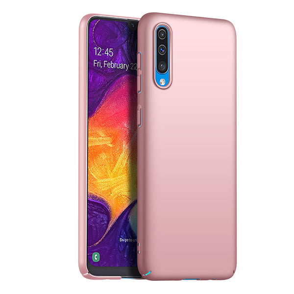 Metallic Rose Gold Hard Case (Galaxy A50)