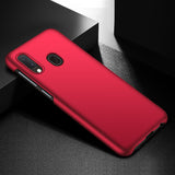 Metallic Red Hard Case (Galaxy A20)