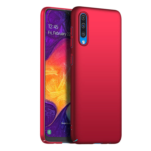 Metallic Red Hard Case (Galaxy A50)