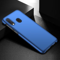 Metallic Navy Hard Case (Galaxy A20)