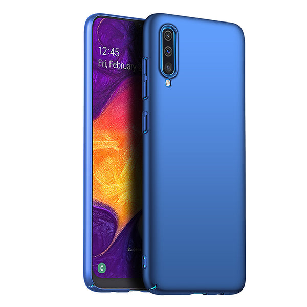 Metallic Navy Hard Case (Galaxy A70)