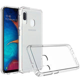 Acrylic Clear Case (Galaxy A20)