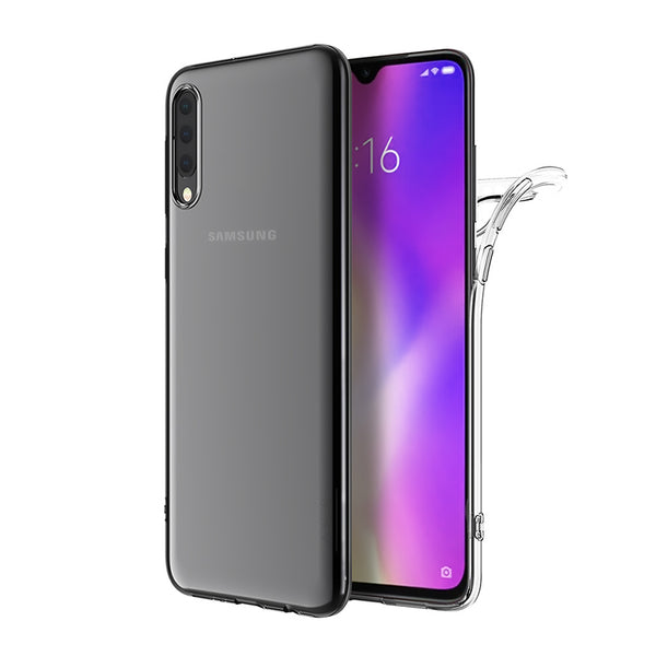 Clear Case (Galaxy A50)