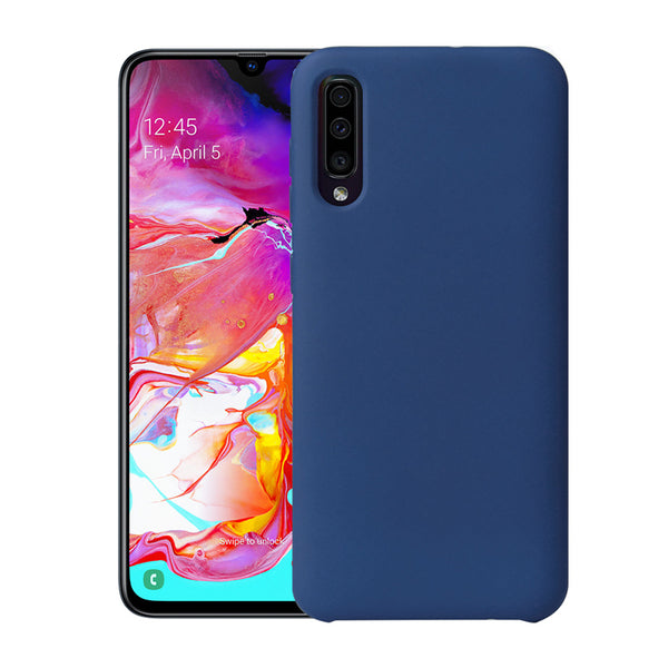 Matte Navy Soft Case (Galaxy A50)