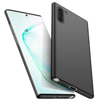 Matte Black Hard Case (Galaxy Note 10)