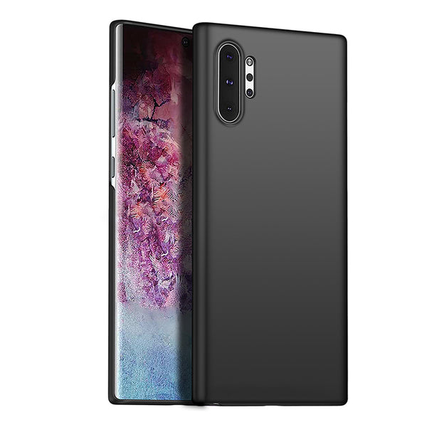 Matte Black Hard Case (Galaxy Note 10+)