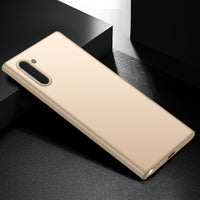 Metallic Gold Hard Case (Galaxy Note 10)