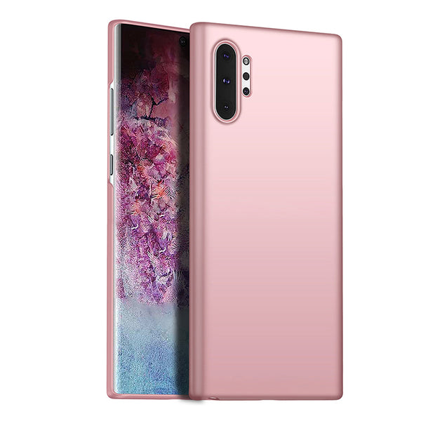 Metallic Rose Gold Hard Case (Galaxy Note 10+)