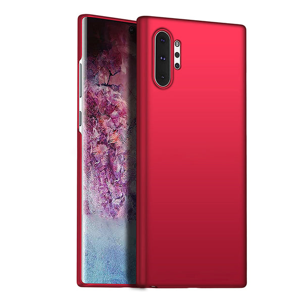 Metallic Red Hard Case (Galaxy Note 10+)