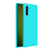 Matte Mint Blue Soft Case (Galaxy Note 10)
