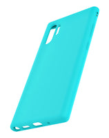 Matte Mint Blue Soft Case (Galaxy Note 10+)