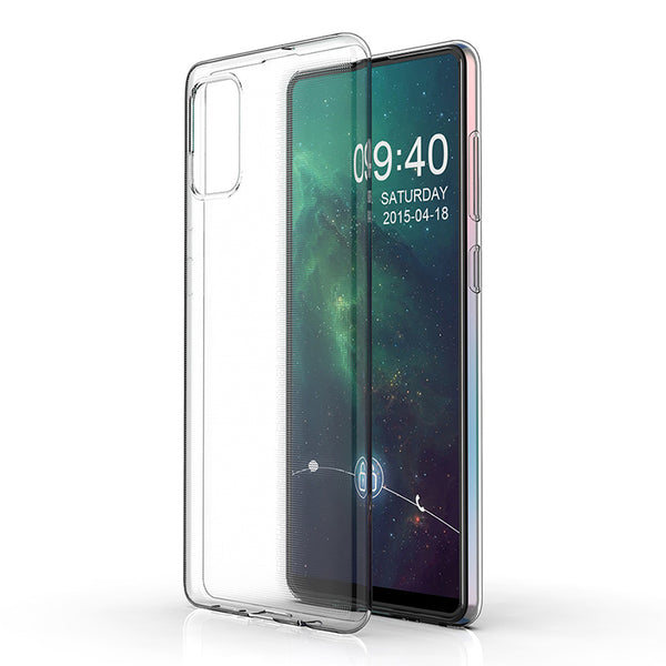 Clear Case (Galaxy A71)