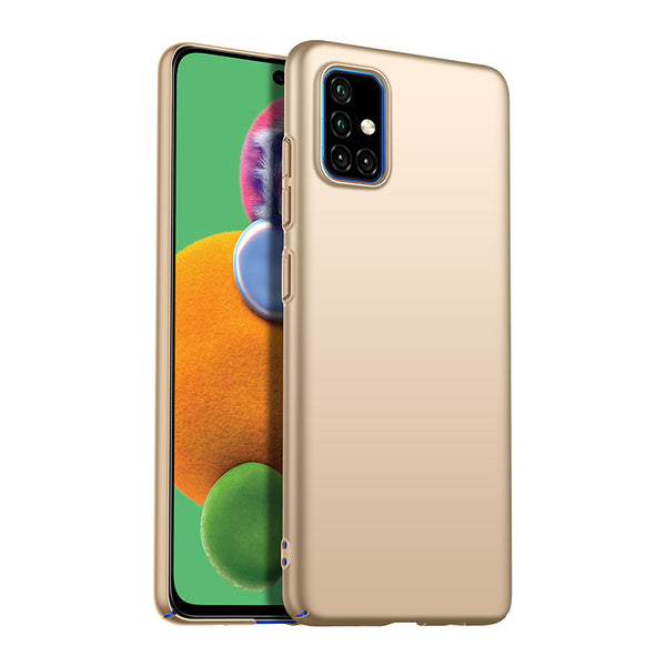Metallic Gold Hard Case (Galaxy A51)