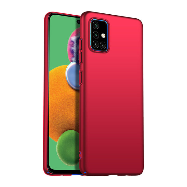 Metallic Red Hard Case (Galaxy A71)