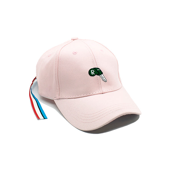 Have Fun Pink Classic Style Cap