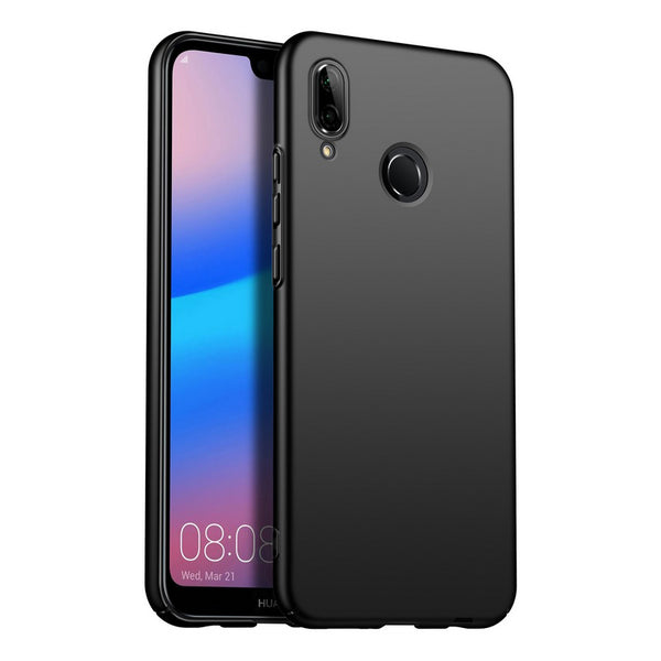 Matte Black Hard Case (Huawei P20 Lite)