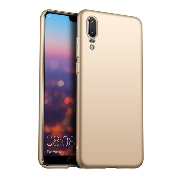 Metallic Gold Hard Case (Huawei P20)